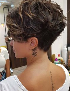 Today we have the most stylish 86 Cute Short Pixie Haircuts. We claim that you have never seen such elegant and eye-catching short hairstyles before. Pixie haircut, of course, offers a lot of options for the hair of the ladies'… Continue Reading → Pixie Haircut Styles, Short Pixie Haircuts, Really Short Haircuts, Shaggy Pixie Cuts, Asymmetrical Pixie, Haircut Short, Pixie Styles, Short Styles, Cool Short Hairstyles