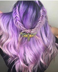 """6,242 Likes, 29 Comments - Pulp Riot Hair Color (@pulpriothair) on Instagram: """"@hairbyclairperez from @thedollhousestudioca is the artist... Pulp Riot is the paint."""""""
