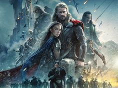 Thor: The Dark World-Loved it!