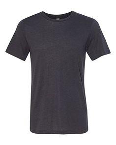 Bella+Canvas Perfect Tri-Blend Fashionable T-Shirt, XS, SD DARK GRY TRBL
