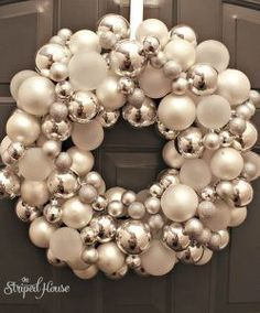diy-silver-ornament-christmas-wreath-tutorial-the-striped-house