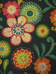 design, fabric, Suzani fabric