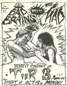 Bad Brains - Mad, The
