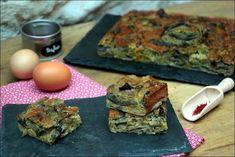 Je vous invite aujourd'hui en Iran pour découvrir le kuku iranien aux aubergines de Yotam Ottolenghi. Le kuku (ou kookoo) puise ses origines dans la cuisine perse. C'est le nom donné en général aux… Yotam Ottolenghi, Ottolenghi Recipes, Tofu, Gourmet Recipes, Banana Bread, Eggs, Cooking, Breakfast, Healthy