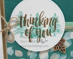 Nature's Poem DSP and Rooted in Nature Bundle Nature Poem, Fall Cards, Fall Halloween, Stampin Up Cards, Roots, Stamping, Stage, About Me Blog, Make It Yourself