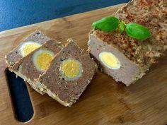 Pieczeń rzymska z jajkiem - Blog z apetytem Avocado Toast, Cooking, Breakfast, Ethnic Recipes, Blog, Kitchen, Morning Coffee, Blogging, Brewing