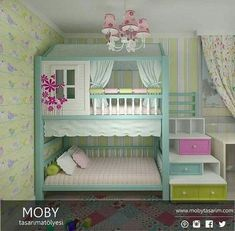 Girls Bedroom Ideas 8 Year Old Small . Girls Bedroom Ideas 8 Year Old Bunk Bed Designs, Girl Bedroom Designs, Girls Bedroom, Trendy Bedroom, Bedroom Loft, Dream Bedroom, Modern Bedroom, Master Bedroom, Toddler Bunk Beds