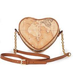 «Heart» Crossbody Bag