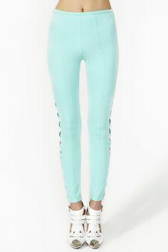 Double Cross Pants