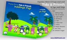 CD Audio Album Tido