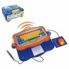 VTech - V.Smile - PC Pal by V Tech. $79.99. From the Manufacturer                Teaching computer skills the fun way. With the V.Smile PC Station, your child will join three cute and cuddly computer characters for learning games that teach important computer skills. The V.Smile PC Station simulates a kid-friendly desktop environment for little learners. Thirteen fun activities teach typing, mouse skills, letters, spelling, drawing, creativity, music and writing right...