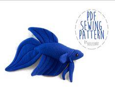 Cockatiel Sewing Pattern Cockatiel Plushie Pattern by BeeZeeArt