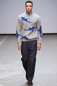 Christopher Raeburn - Fall 2015 Menswear - Look 15 of 24