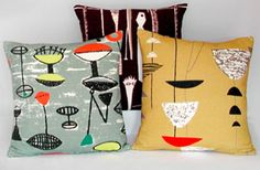 Art by the Yard: Women Design Mid-Century Britain Exhibit   Modernica Blog