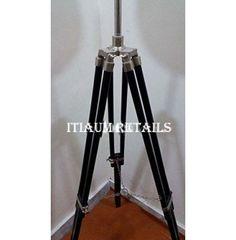 Classical Designer Handmade Tripod Floor LAMP Stand. Floor Standing Lamps, Floor Lamps, Tripod Lamp, Light Decorations, Lamp Light, Lighting, Handmade, Design, Home Decor