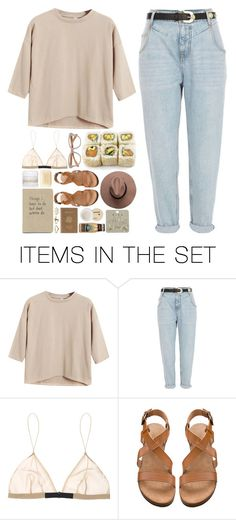 """Long Way Down"" by owlmarbles ❤ liked on Polyvore featuring art"