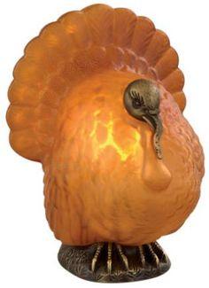 Andrea BY Sadek Turkey Lamp Brass W Amber SHD Free S H | eBay