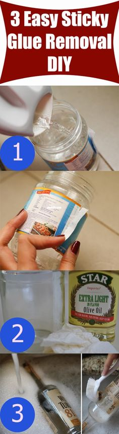 3 Easy Ways to Remove Sticky Label Completely