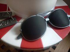 Top Gun cake - Aviators detail by The Designer Cake Company, via Flickr