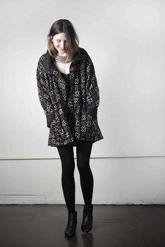 Bogolan Jacket - Osei-Duro - Designer Spotlight Uncovet