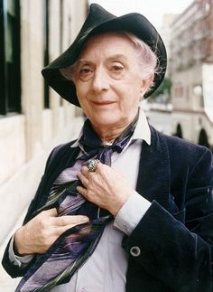 """Quentin Crisp--Favorite quote:  """"Well, that's calling the kettle mauve."""""""