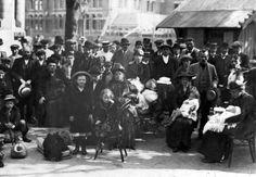 Belgische vluchtelingen in Nederland tijdens WO 1