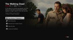 New Netflix TV Experience on Behance