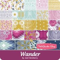 Wander Yardage Joel Dewberry for Free Spirit Fabrics