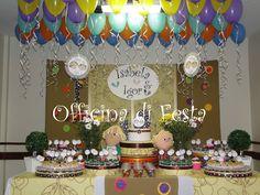 Officina di Festa: Aniversário Charlie e Lola do Igor e da Isabela