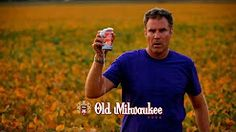 old milwaukee beer commercial will ferrell - YouTube