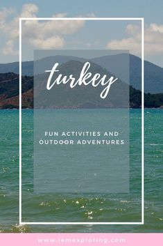 All the fun things to do in turkey, top activities and fun experiences in Turkey!  turkey travel istanbul.turkey travel guide, turkey travel marmaris, turkey travel photography, turkey tavel outfits, turkey travel tips, turkey travel guides, marmaris travel turkey, marmaris turije things to do marmaris, turtle beach, turkey beach, mudbath, turkish bath  what to do in maramris, what to do in turkey, jeep safari, quad bikes, #turkeytravel, #travelturkey #topthingstodointurkey #marmaris… Europe Travel Guide, Asia Travel, Travel Guides, Traveling Europe, Cool Places To Visit, Places To Travel, Amazing Destinations, Travel Destinations, Marmaris Turkey