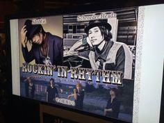 Rockin' In Rhysm ADAM at / Schroeder-Headz / その隙間から 渋谷DUO Music Exchange に来ています