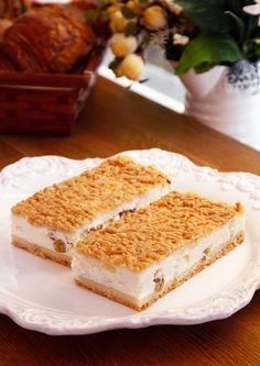 Творожный пирог от бабушки Захавы