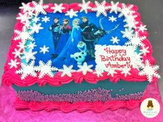 Frozen Cake Decorations Lakeland Dmost for