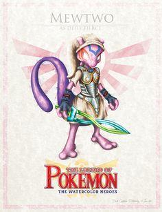 The Legend of Pokemon-Majora´s Mask (part 4) on Behance