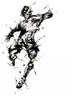 yu-ki nishimoto Samurai, Abstract, Artwork, Summary, Work Of Art, Auguste Rodin Artwork, Artworks, Illustrators, Samurai Warrior