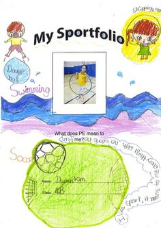 """The """"Sportfolio"""" is a PE type journal that I created about 10 years ago and have had my students use regularly over the years. Its main purpose is to collectpeer & self assessment, written..."""