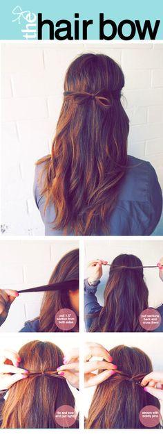 16 peinados para chicas con pelo largo que puedes hacer en 5 minutos