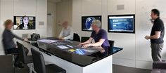 Interactive Collaboration Space