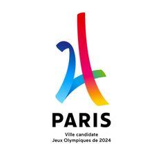 El nuevo logotipo para los juegos olímpicos del 2024 fue mostrado al mundo hace unos días, es uno 24 formado por un listón que a su vez hace las veces de la famosa Torre Eiffel.
