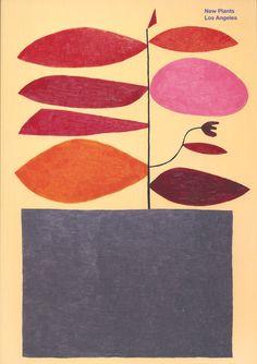 Jonas Wood: New Plants Los Angeles