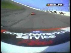 Dale Earnhardt Fatal Crash In Car
