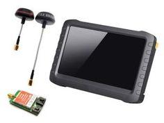 Video Downlink Kit for Phantom  Zenmuse DJI Phantom Vision  #dji #phantomvision #quadcopter