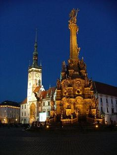 Olomouc (North Moravia), Czechia