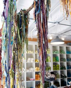 Perlina Bead Shop & The Frayed Knot