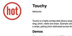 touchy
