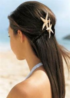 wedding hairstyles for long straight hair - - Yahoo Image Search Results