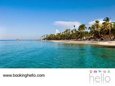 VIAJES EN PAREJA. Bayahíbe era un pequeño pueblo de pescadores en República Dominicana que poco a poco, ganó popularidad por la belleza de sus playas y sus alrededores, convirtiéndolo en uno de los lugares preferidos para vacacionar. En Booking Hello te invitamos a escaparte de lo cotidiano con tu pareja y vivir las vacaciones de manera diferente con uno de nuestros packs all inclusive. Conócelos en www.bookinghello.com e ingresa la clave HCARIBE para obtener un descuento.