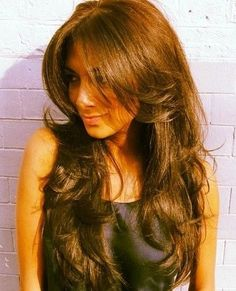 Nicole Scherzinger & her brunette long layers Brunette Long Layers, Hair Long Layers, Nicole Scherzinger Hair, Long Hair Cuts, Long Hair Styles, Gorgeous Hair, Beautiful, Layered Hair, Great Hair