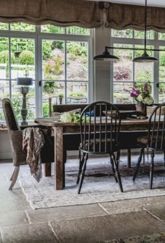 """This nice dining room is from our feature """"Grand Appearance"""""""